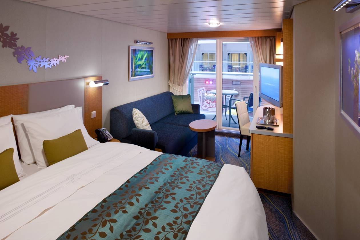 Royal caribbean oasis of the seas cruise review for cabin 7723 for Royal caribbean solo cabins