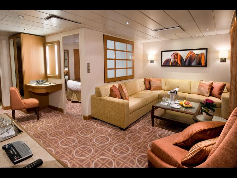 Celebrity Equinox Cabin 1235 - Category CS - Celebrity ...