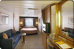Last Minute Cruise Deals >> Royal Caribbean Radiance of the Seas Cruise Review for Cabin 8004