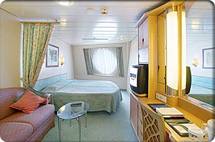 Royal Caribbean Adventure Of The Seas Cruise Review For