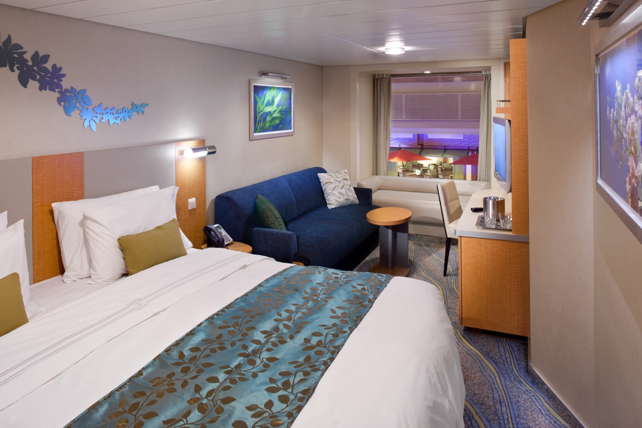 royal caribbean oasis of the seas cruise review for cabin 7203