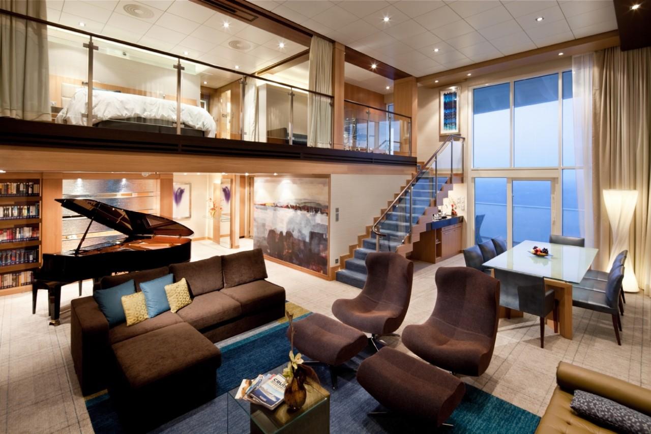 Royal Caribbean Cruise Ship Rooms