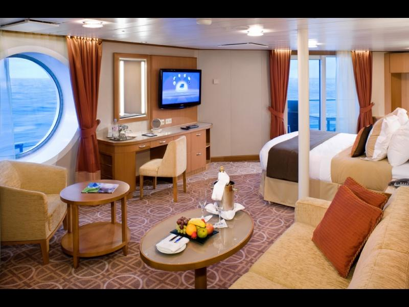 Celebrity Solstice Cruise Review for Cabin 1403