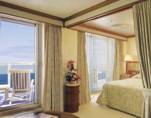 Princess Emerald Princess Cruise Review For Cabin E732