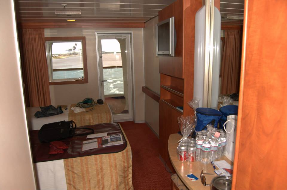 Carnival Fascination Cruise Review For Cabin U241