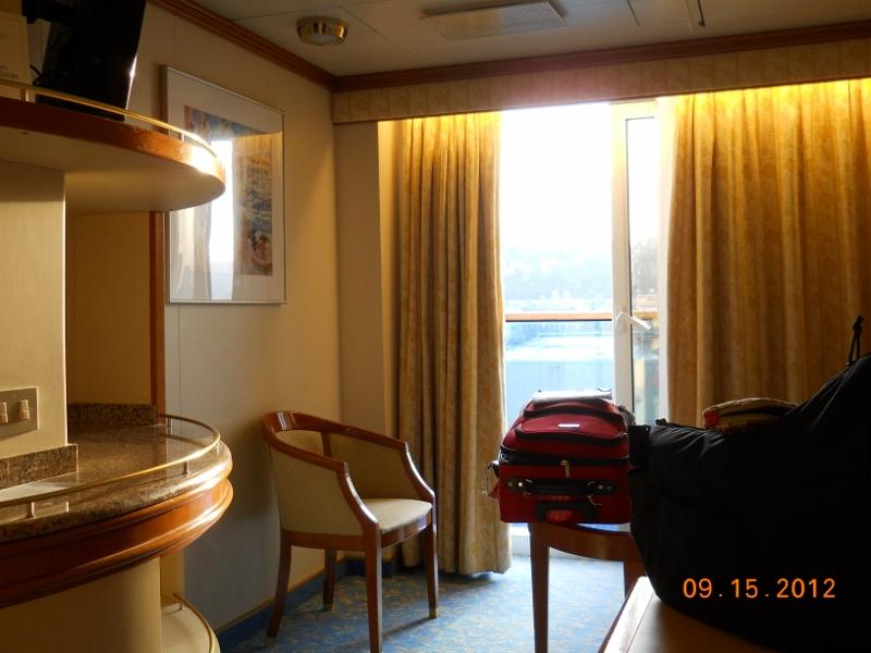 Princess Golden Princess Cruise Review For Cabin D719