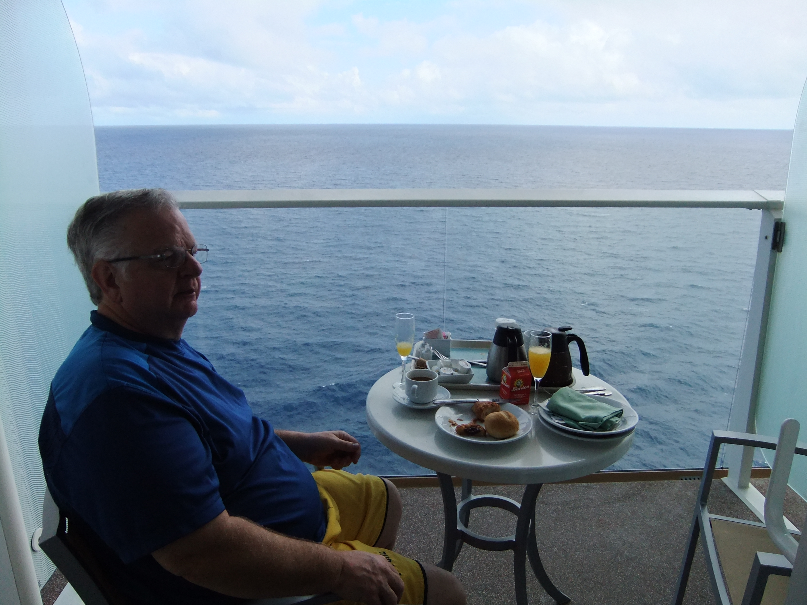 Royal caribbean oasis of the seas cruise review for cabin for Caribbean cruise balcony