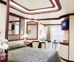 Princess Diamond Princess Cabin D323