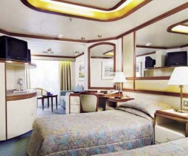 Princess Golden Princess Cabin D121