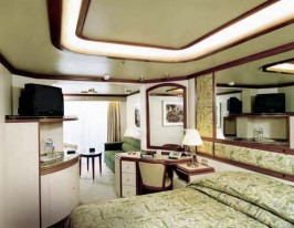 Princess Grand Princess Cabin D121