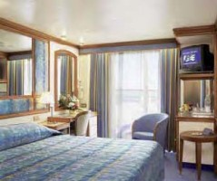 Princess Diamond Princess Cabin D741