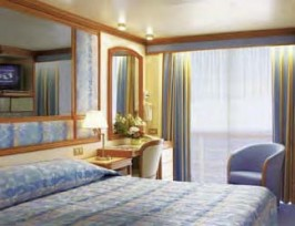 Princess Ruby Princess Cabin A437