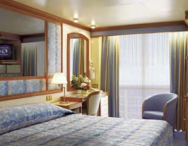 Princess Emerald Princess Cabin A710