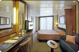 Royal Caribbean Serenade of the Seas Cabin 8672