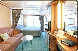 Royal Caribbean Explorer of the Seas Cabin 8518