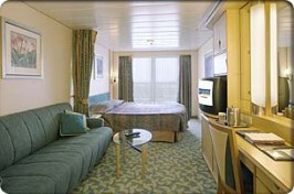 Royal Caribbean Navigator of the Seas Cabin 1366