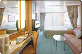 Royal Caribbean Voyager of the Seas Cabin 1670
