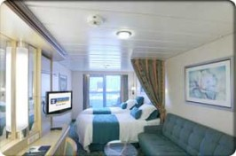 Royal Caribbean Freedom of the Seas Cabin 1700