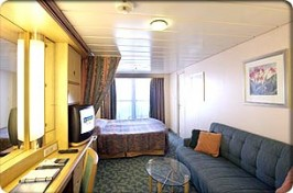 Royal Caribbean Mariner of the Seas Cabin 8672