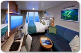 Royal Caribbean Oasis of the Seas Cabin 7586