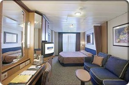 Royal Caribbean Brilliance of the Seas Cabin 7108