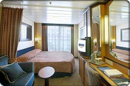 Royal Caribbean Serenade of the Seas Cabin 8088