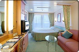 Royal Caribbean Explorer of the Seas Cabin 8320