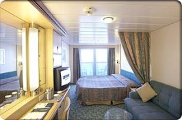 Royal Caribbean Mariner of the Seas Cabin 8596