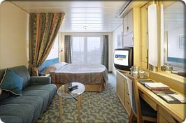 Royal Caribbean Navigator of the Seas Cabin 8322