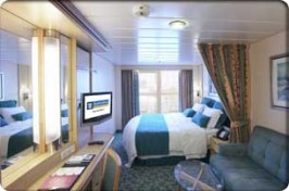 Royal Caribbean Freedom of the Seas Cabin 7636