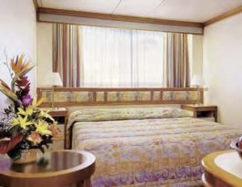 Princess Caribbean Princess Cabin P202