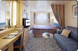 Royal Caribbean Mariner of the Seas Cabin 8214