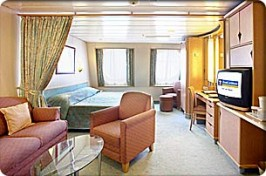 Royal Caribbean Explorer of the Seas Cabin 9500