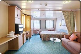 Royal Caribbean Voyager of the Seas Cabin 7200