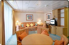 Royal Caribbean Adventure of the Seas Cabin 9394