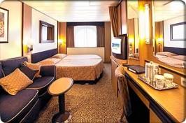 Royal Caribbean Serenade of the Seas Cabin 4500