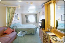 Royal Caribbean Adventure of the Seas Cabin 2550