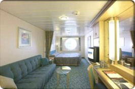 Royal Caribbean Mariner of the Seas Cabin 2298