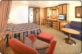 Royal Caribbean Brilliance of the Seas Cabin 1082