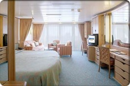 Royal Caribbean Voyager of the Seas Cabin 1344