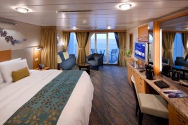 Royal Caribbean Oasis of the Seas Cabin 7242