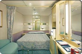 Royal Caribbean Enchantment of the Seas Cabin 3655