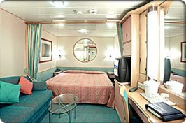 Royal Caribbean Explorer of the Seas Cabin 8517