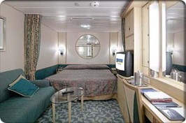 Royal Caribbean Mariner of the Seas Cabin 8381