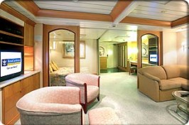 Royal Caribbean Grandeur of the Seas Cabin 8000
