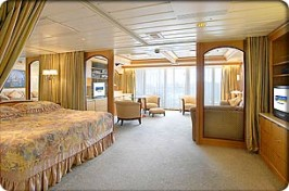 Royal Caribbean Enchantment of the Seas Cabin 8012