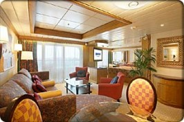 Royal Caribbean Adventure of the Seas Cabin 1320