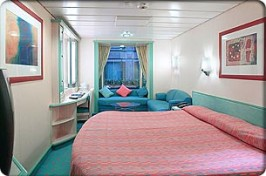 Royal Caribbean Explorer of the Seas Cabin 8609