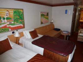 Carnival Dream Cabin 2275 - Category 7C - Cove Balcony ...