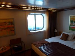 Stateroom Window View
